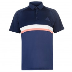 Adidas Club Polo Shirt Mens