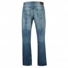 Lee Cooper Straight Jeans Mens