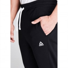 Reebok Big Logo Jogging Bottoms Mens