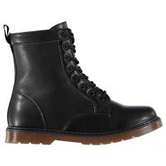 Miso 8 Eyelet Ladies Boots