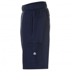 Lonsdale 2 Stripe Fleece Shorts Mens