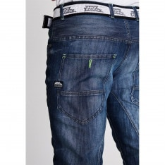 No Fear Belted Shorts Mens