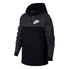 Nike Advance Full Zip Hoodie Junior Boys