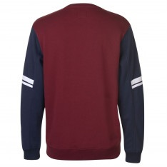 Lonsdale Heritage Crew Sweater Mens