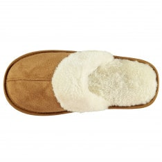 Moon Moccasin Memory Foam Womens Slippers