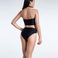 Golddigga Choker Bikini Top Ladies