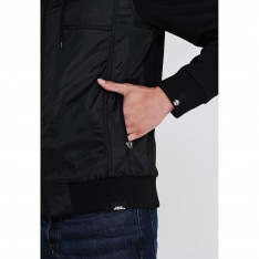 No Fear Lined Zip Jacket Mens
