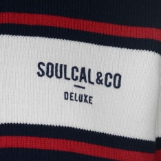SoulCal Back Knitted Sweater