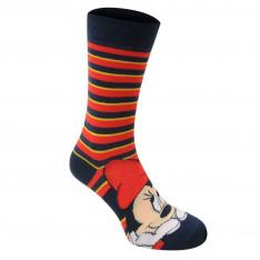 Disney 3 Pack Crew Socks Ladies