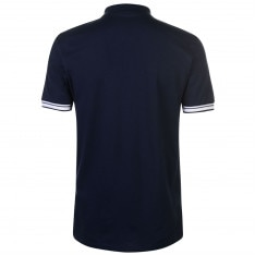 Lonsdale Jersey Polo Shirt Mens