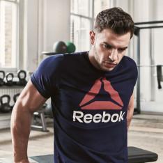 Reebok Stack Delta T Shirt Mens