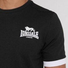 Lonsdale Small Logo T Shirt Mens