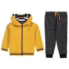 SoulCal 3 Piece Jog Set Infant Boys