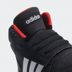 Adidas Hoops High Top Trainers Infant Boys
