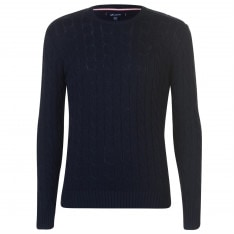 Kangol Cable Crew Neck Jumper