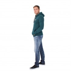 Men's hoodie Lee Cooper Bright Zip