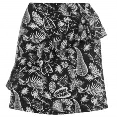 Golddigga Frill Skirt Ladies