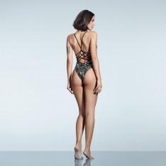 Firetrap Crossback Swimsuit Ladies