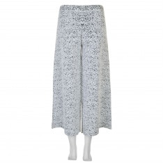 THEORY Henriet Cropped Jacquard Trousers