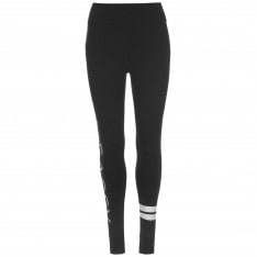 Golddigga Large Logo Leggings Ladies