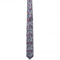 Turner and Sanderson Springhead Floral Pheasant Printed Tie