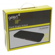 Gelert Flock Air Bed Single