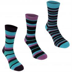 Kangol Formal Socks 3 Pack Ladies