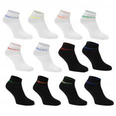 Donnay Crew Socks 12 Pack Mens Plus