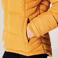 SoulCal 2 Zip Bubble Jacket Ladies