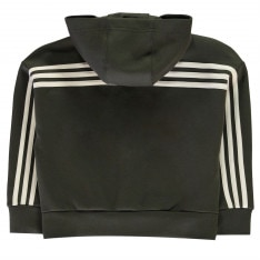 Adidas Full Zip Hoodie Junior Girls
