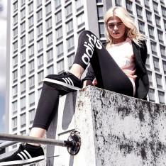 Adidas Linear Tights Ladies