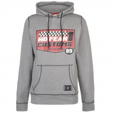 No Fear Custom Motox Track OTH Hoody Mens