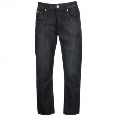 Lee Cooper Regular Jeans Mens
