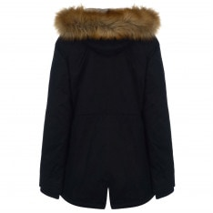 SoulCal Short Parka Jacket Ladies