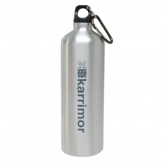 Karrimor Aluminium Drink Bottle 1 litre
