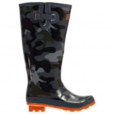 Kangol Printed Festival Juniors Wellies