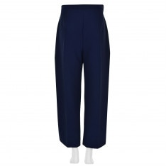 PERSEVERANCE LONDON Crepe Patch Pocket Trousers