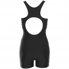 Slazenger Boyleg Swimsuit Ladies