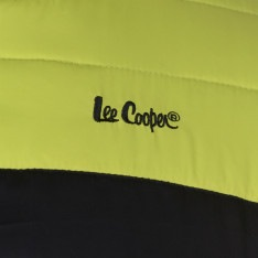 Lee Cooper Cut and Sew Jacket Mens
