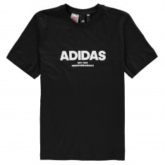 Adidas All Caps T Shirt Junior Boys