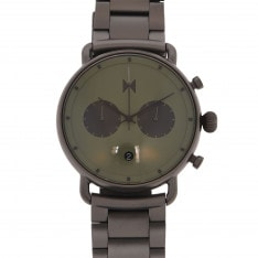 MVMT Rallye Green gunmetal Watch