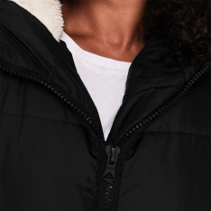 SoulCal Extreme Long Puffer Jacket Ladies
