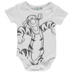 Disney 5 Pack Bodysuits Babies