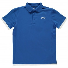 Slazenger Court Polo Shirt Junior Boys