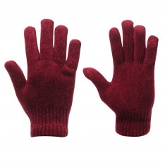 Gelert Chenille Gloves Ladies