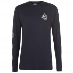 Volcom Long Sleeve Print Logo T Shirt