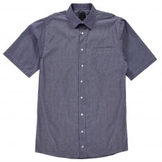 Fusion Micro Checked Shirt Mens