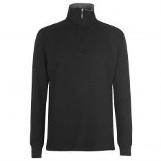 Gelert French Rib Sweater Mens