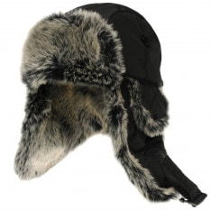 Firetrap Quilted Trapper Hat