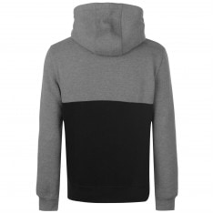SoulCal Colour Block Zip Hoodie Mens